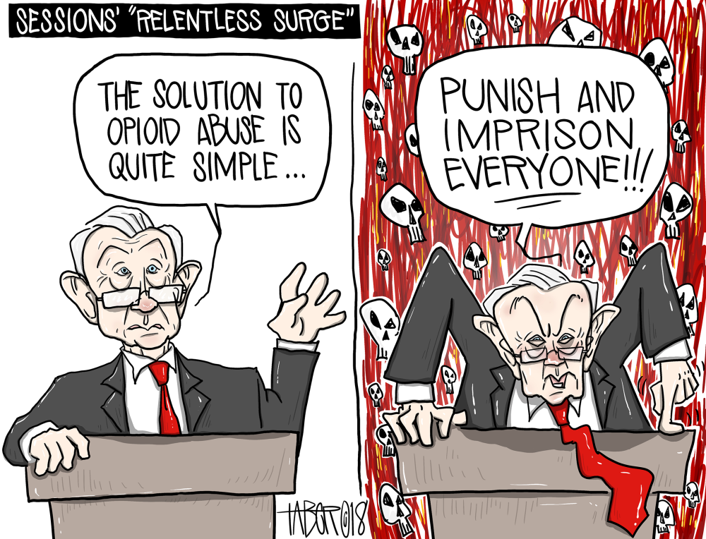 Sessions' Surge