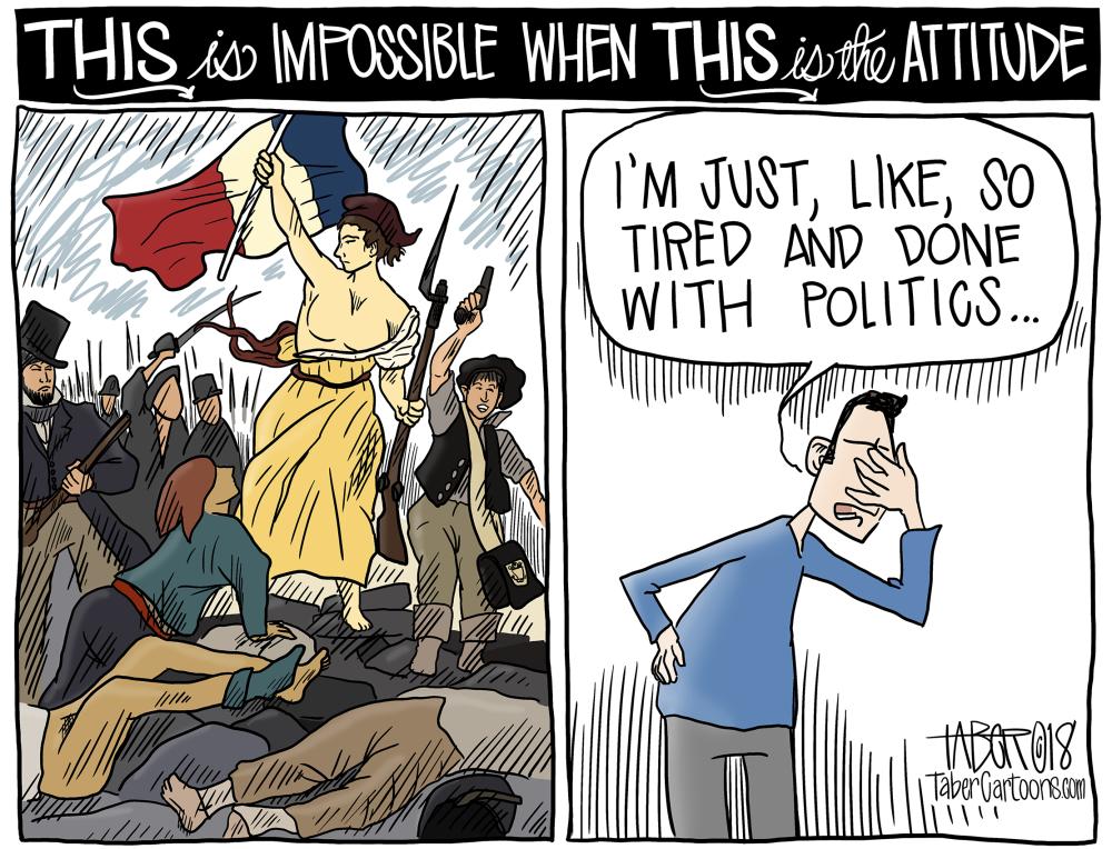 Disillusioned Revolution